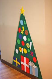 toddler friendly diy felt tree tree