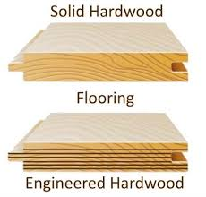 differences between solid and engineered hardwood flooring