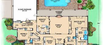 House Plans 5 Bedroom by Rustic 3 Bedroom House Plans Additionally 5 Bedroom 3 Bath Floor