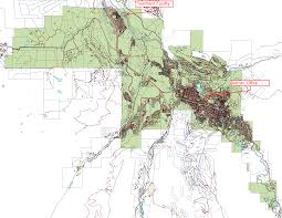 Map Of Aspen Colorado by District Boundary Map Aspen Consolidated Sanitation District