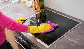 Cleaning Ceramic Glass Cooktop How To Clean A Glass Cooktop U2013 Trinova