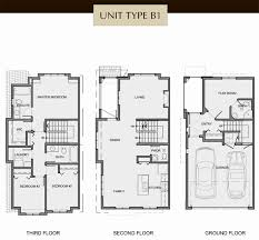 three story home plans 3 story home plans fresh 3 storey house floor plans contemporary 3