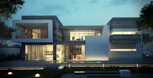 Contemporary Villa Designs In Kerala Modern Villa Designs Shoise Com