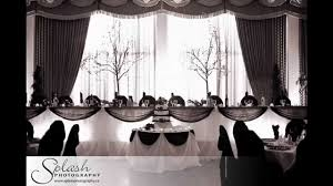 black and white wedding decor photos classic wedding black white