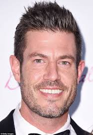 jesse palmer new haircut dailymailtv star jesse palmer steals show at ball daily mail online