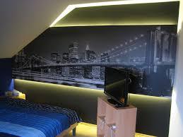 wandfarben ideen schlafzimmer dachgeschoss haus renovierung mit modernem innenarchitektur kühles wandfarben