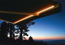 lunar eclipse awning lighting package