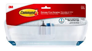 command bath shower caddy