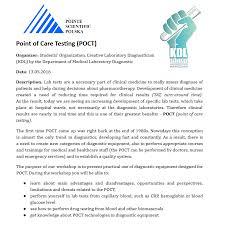 workshops u2013 wimc u2013 warsaw internation medical congress