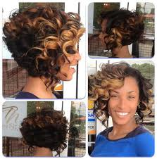 pictures of black ombre body wave curls bob hairstyles 12 fabulous short hairstyles for black women curly bobs and