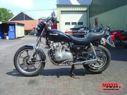 1980 kawasaki z440 ltd moto zombdrive com