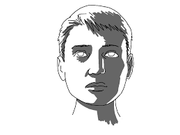 bland that u0027s how i would describe this face i obvouiusly drew it