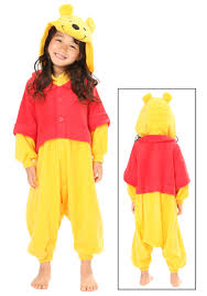 girls halloween pajamas winnie the pooh costumes tigger costumes piglet costumes for