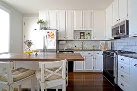 marble tile backsplash kitchen marble tile backsplash kitchen transitional with glossy floor