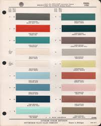 Ford Interior Paint Code R Dqe 7079dal Paint Chips 1958 Edsel Looks Similar To
