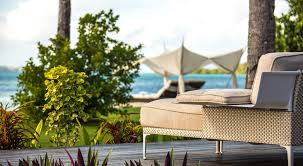 Dedon Outdoor Furniture by The Resort Dedon Island Resort