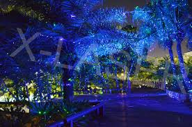 21 stunning outdoor landscape laser lighting izvipi