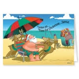 tropical christmas cards christmas cards tropical cards