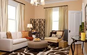 living room contemporary elegant living room curtain design