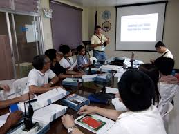 Radio Training Courses East Campus Disaster Team Attends Training On Two Way Radio