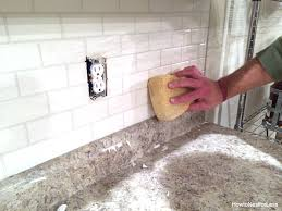 kitchen backsplash cost innovative subway tile backsplash cost how to install a