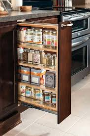 6 inch spice rack cabinet spice pull out cabinet under cabinet pull out spice rack