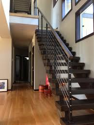 Wood Interior Handrails Apex Railing Solutions Interior Railings