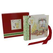 winnie the pooh photo album my 1st christmas photo album disney winnie the pooh baby s