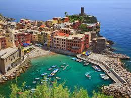 Map Of Cinque Terre Italy by Italy In Four Weeks Delightfully Italy