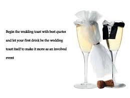 wedding toast best wedding toast quotes