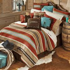 Rust Comforter Set Rustic Bedding Calhoun Bedding Collection Black Forest Decor