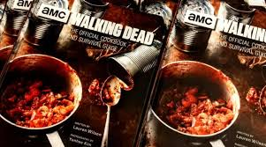 walking dead cookbook how zombies bring thanksgiving leftovers