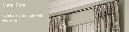 Different Types Of Curtain Rails Expert U0027how To U0027 Curtain Pole Guides