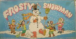 frosty snowman board game boardgamegeek