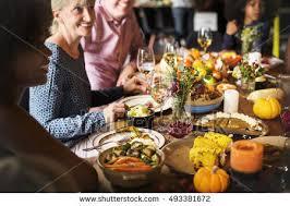 corn thanksgiving celebration stock photo