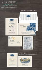 destination wedding invitation vintage florida oak tree with