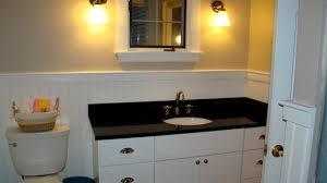 beadboard bathroom install design ideas remodell cabinet vinyl