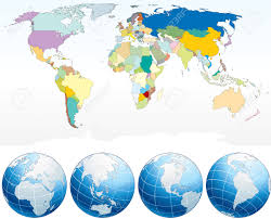 World Map Countries Detailed World Map With Countries Political Map With Individual