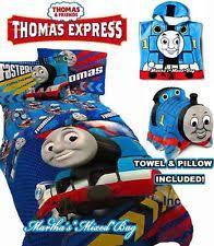 thomas train comforter ebay