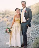 non traditional wedding dresses 16 awesome nontraditional wedding dresses martha stewart weddings