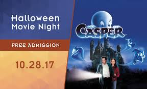 halloween city logan ut halloween movie night 2017 u201ccasper the friendly ghost u201d presented