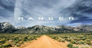 2019 ford ranger archive ford inside news community