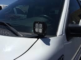 alternative offroad ford f 150 raptor mount light brackets
