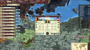 World War 1 Europe Map by Victoria 2 European War Part 1 Youtube