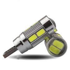 high power 5w t10 car clearance lights plate signal width light