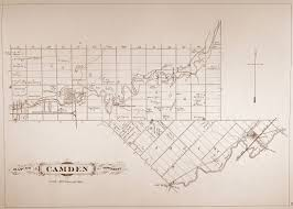 Hamilton Canada Map Lucas Milton Lent U0026 Matilda Rosina Purdy