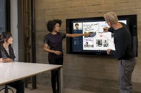 microsoft surface hub availability and specifications announced