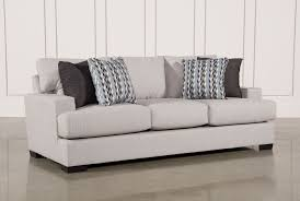 sofa for tall person levi sofa living spaces