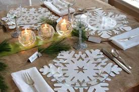 Christmas Table Decoration Ideas Easy by Enchanting Easy Christmas Table Decorations To Make 46 About