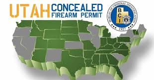 pa carry permit reciprocity map utah concealed carry permit